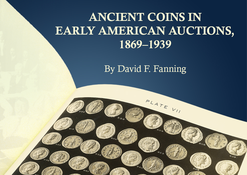 Ancient Coins in Early American Auctions