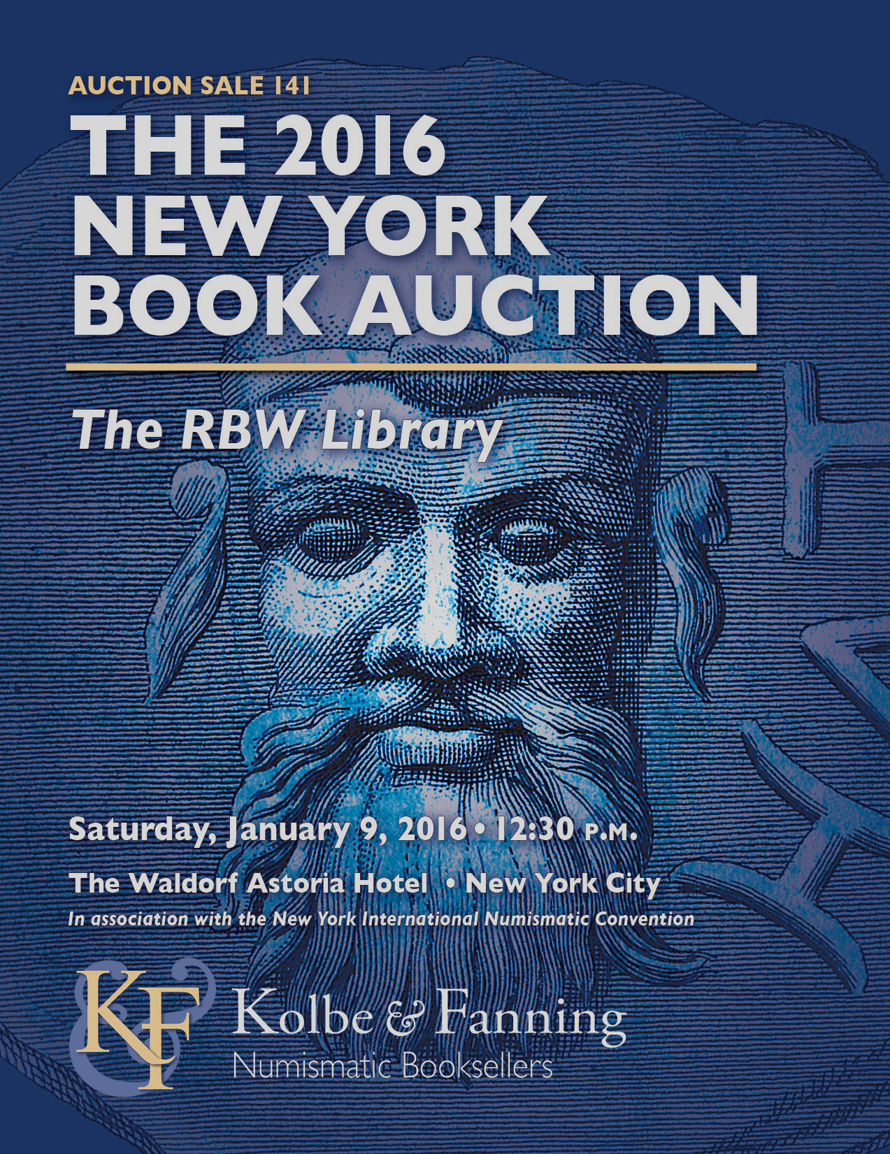 2016 New York Book Auction