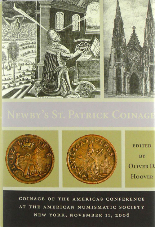NEWBY'S ST. PATRICK COINAGE. Oliver D. Hoover.