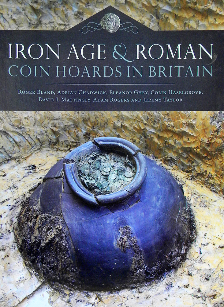IRON AGE AND ROMAN COIN HOARDS IN BRITAIN. Roger Bland.