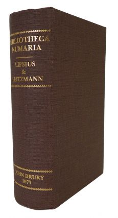 A BIBLIOGRAPHY OF NUMISMATIC BOOKS PRINTED BEFORE 1800 WITH THE SUPPLEMENT TO 1866; Reprint. J....
