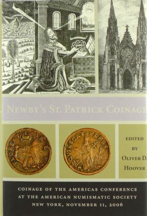 NEWBY'S ST. PATRICK COINAGE. Oliver D. Hoover