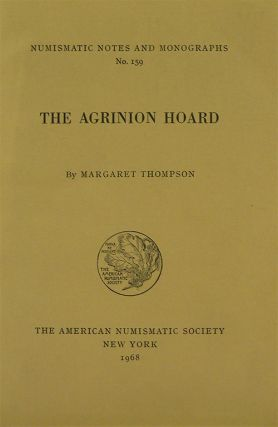 THE AGRINION HOARD. Margaret Thompson