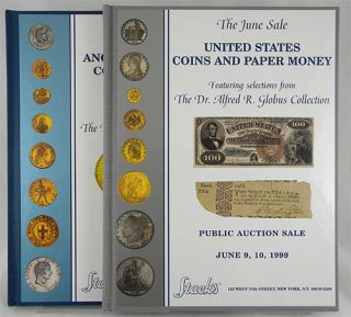 THE JUNE SALE. ANCIENT AND MODERN COINS OF THE WORLD. FEATURING SELECTIONS FROM THE DR. ALFRED R....