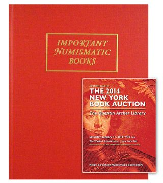 THE 2014 NEW YORK BOOK SALE. SALE 131. THE QUENTIN ARCHER RUSSIAN LIBRARY. Kolbe, Fanning