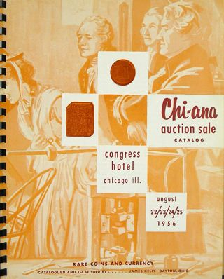 CHI-ANA CONVENTION AUCTION SALE. James Kelly