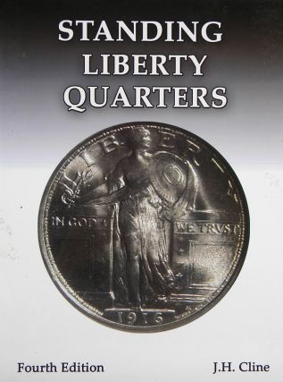 STANDING LIBERTY QUARTERS. J. H. Cline