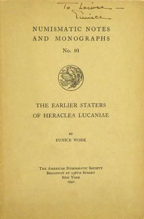 The Commemorative Coinage of the United States 83 ANS Notes and Mongraphs No