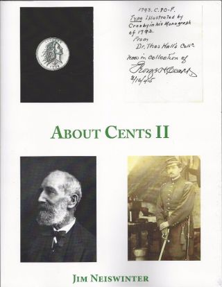 ABOUT CENTS II. Jim Neiswinter