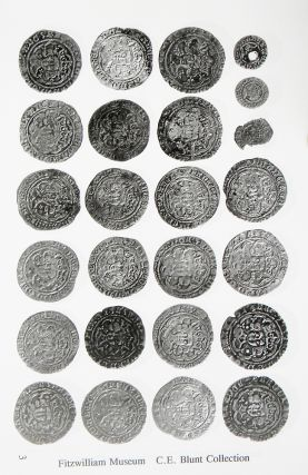 STUDY PHOTOGRAPHS OF THE C.E. BLUNT COLLECTION OF BRITISH MEDIEVAL COINS IN THE FITZWILLIAM...