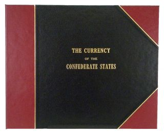 THIAN'S MASTERPIECE AND THE EARLY LITERATURE OF CONFEDERATE PAPER MONEY.