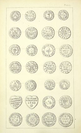 A LIST OF THE LINCOLNSHIRE SERIES OF TRADEMEN'S TOKENS & TOWN PIECES OF THE SEVENTEENTH CENTURY, WITH BIOGRAPHICAL AND GENEALOGICAL NOTES.