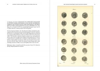 Ancient Coins in Early American Auctions, 1869–1939