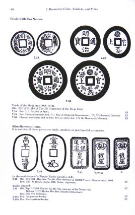 EARLY JAPANESE COINS.