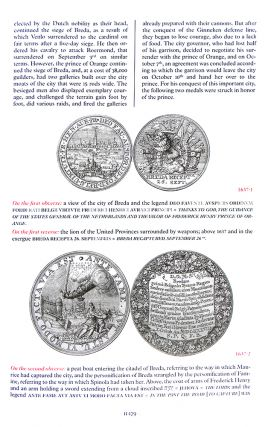 MEDALLIC HISTORY OF THE LOW COUNTRIES (1555–1716).