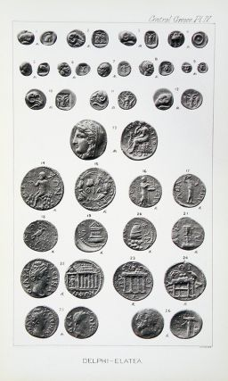 CATALOGUE OF GREEK COINS. CENTRAL GREECE. (LOCIS, PHOCIS, BOEOTIA AND EUBOEA).